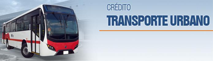 Credito Transporte Urbano