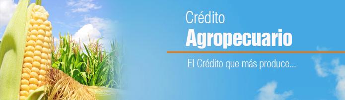 Crédito Agropecuario