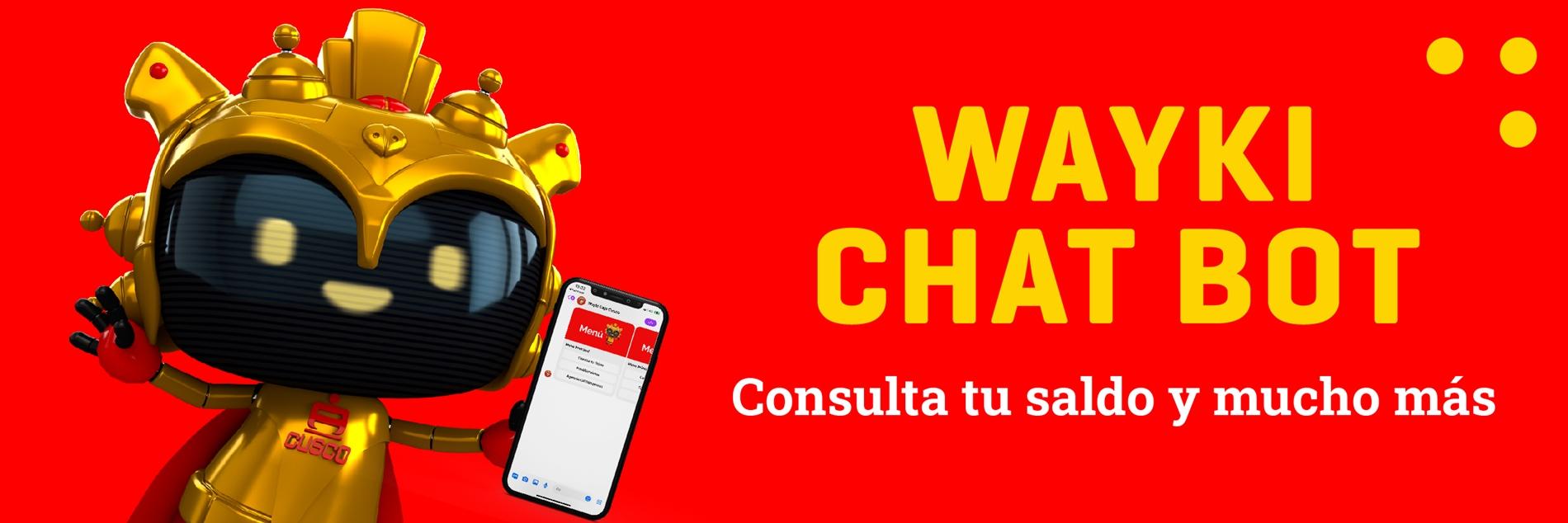 Wayki Chat bot